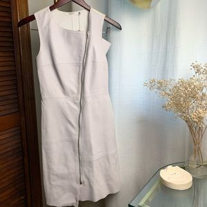 Bailey 44, white faux leather dress